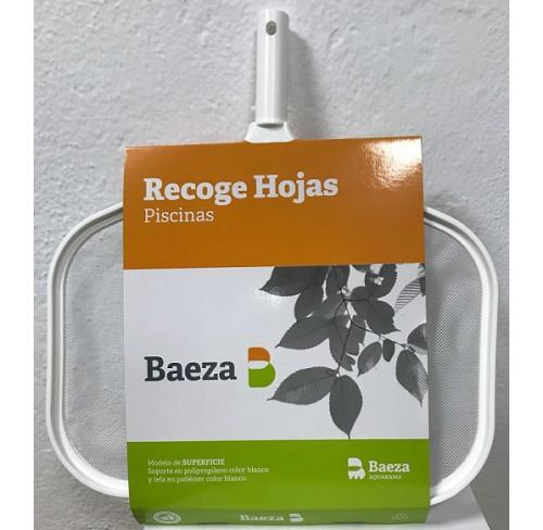 BAEZA RECOGEHOJAS PISCINA SUPERFICIE.