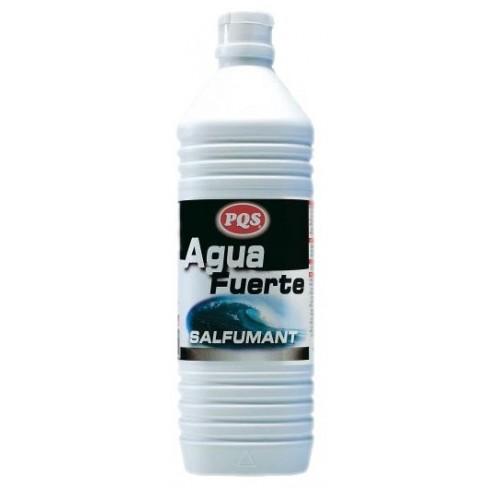 PQS  AGUA FUERTE SALFUMANT 1LT