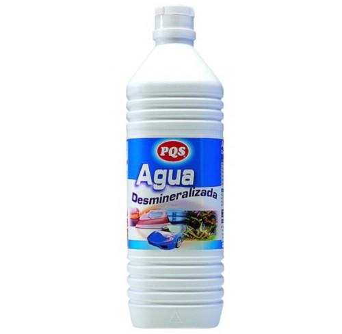 PQS  AGUA DESMINERALIZADA 1LT
