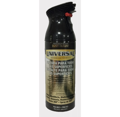 RUST-OLEUM UNIVERSAL PINTURA MULTISUPERFICIE  SPRAY 400 ML