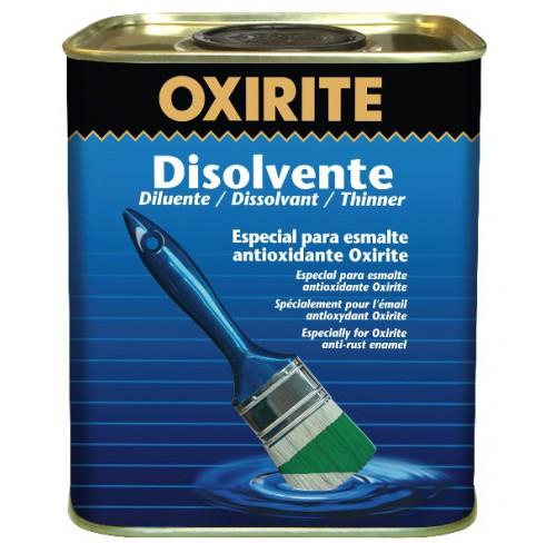 OXIRITE DISOLVENTE 750ML