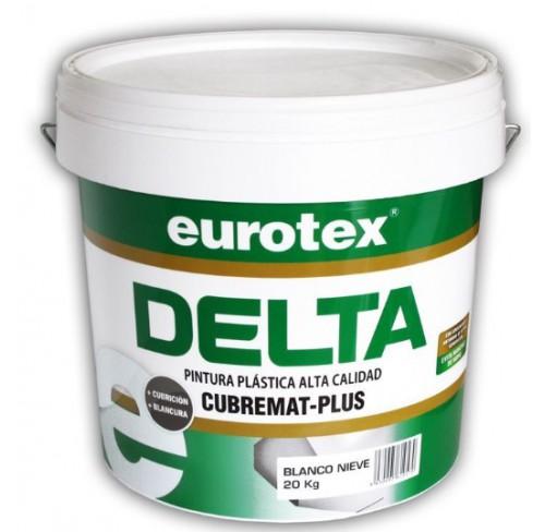 EUROTEX DELTA CUBREMAT BLANCO NIEVE