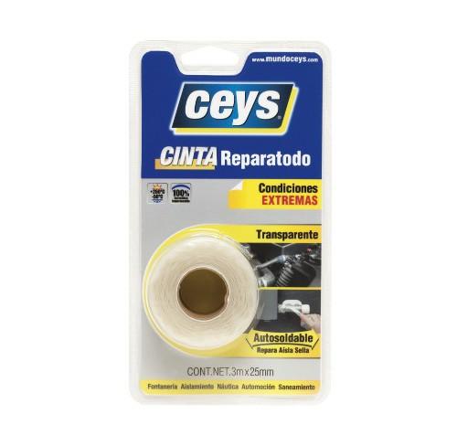CEYS CINTA REPARATODO 3M X 25MM