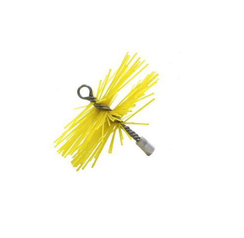 CEPILLO PARA DESHOLLINAR NYLON 120 MM