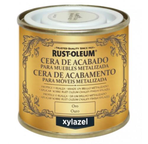 XYLAZEL RUST-OLEUM CERA ACABADO MUEBLES 125ML