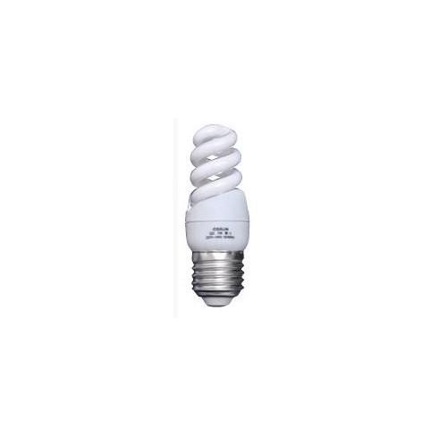 OSSUN LAMPARA BAJO CONSUMO QS S/MINI.E14.15W. 6400K