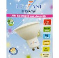 FASE  LED SPOTLIGHT AMARILLA. 5123/A/7W