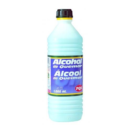 PQS  ALCOHOL DE QUEMAR 1LT