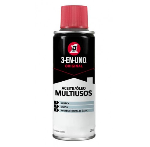 3 EN UNO ACEITE MULTIUSOS 200ML SPRAY
