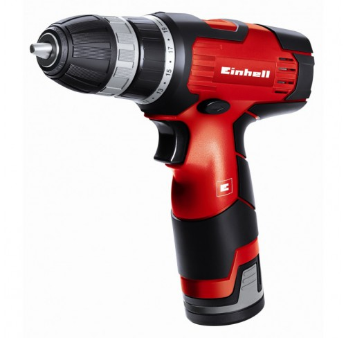 TALADRO SIN CABLE EINHELL TH-CD 12 LI