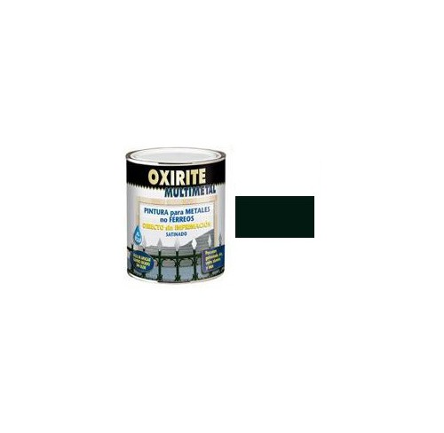 XYLAZEL OXIRITE MULTIMETAL SATINADO NEGRO 750ML