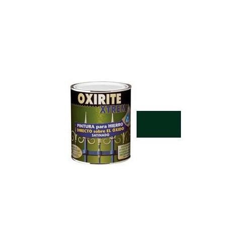 XYLAZEL OXIRITE EXTREM SATINADO VERDE OSCURO 750ML
