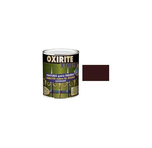 XYLAZEL OXIRITE EXTREM SATINADO MARRON 750ML