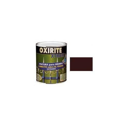 XYLAZEL OXIRITE EXTREM SATINADO NEGRO 750ML