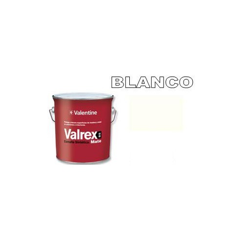 VALENTINE VALREX MATE. BLANCO 750 ML.