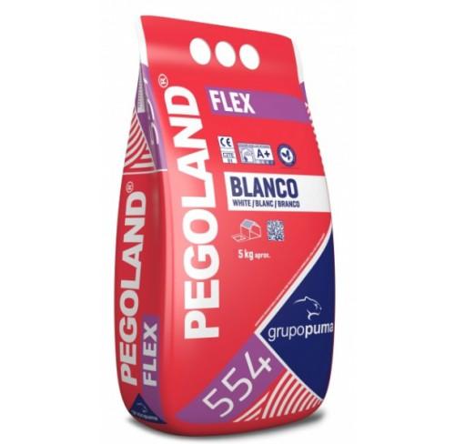 PEGOLAND FLEX BLANCO 5KG