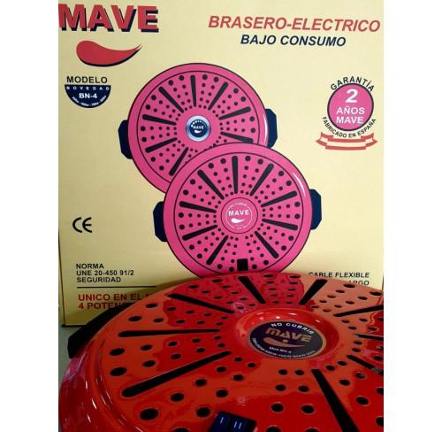 MAVE BRASERO DE BAJO CONSUMO MOD. BN-4