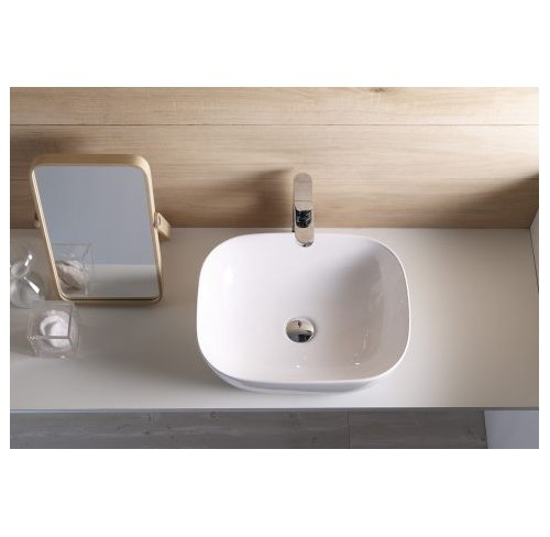 BATHCO LAVABO OLEA RECTANGULAR