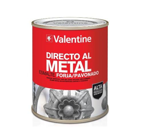 VALENTINE ESMALTE FORJA PAVONADO DIRECTO AL METAL