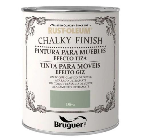 BRUGUER CHALKY FINISH OLIVA