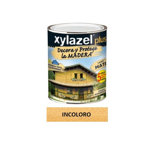 XYLAZEL PLUS MATE. INCOLORO