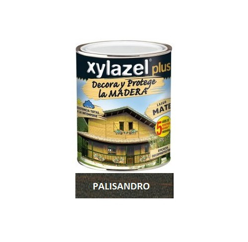 XYLAZEL PLUS MATE. PALISANDRO