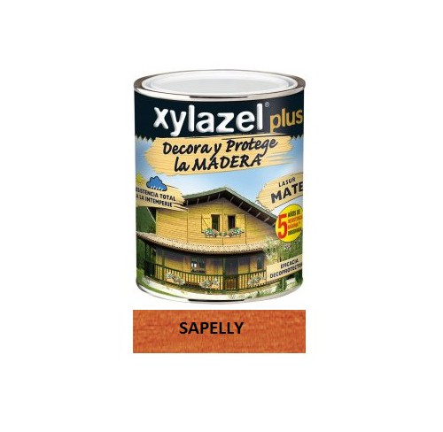 XYLAZEL PLUS MATE. SAPELLY