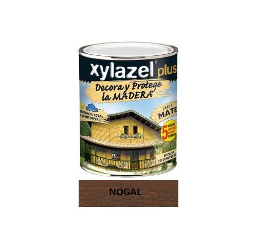 XYLAZEL PLUS MATE. NOGAL