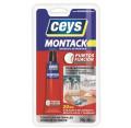 CEYS MONTACK ADHESIVO DE MONTAJE 20 GR 35 PUNTOS