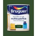 BRUGUER MULTISUPERFICIES SATINADO VERDE GALICIA 750ML
