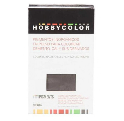 OXINED HOBBY COLOR NEGRO 330