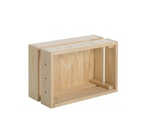 ASTIGARRAGA HOME BOX CAJA ENCAJABLE Y APILABLE PEQUEÑA