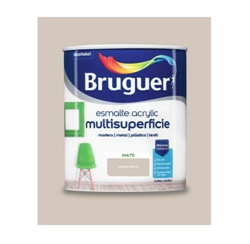 BRUGUER MULTISUPERFICIES MATE PIEDRA SUAVE 750ML