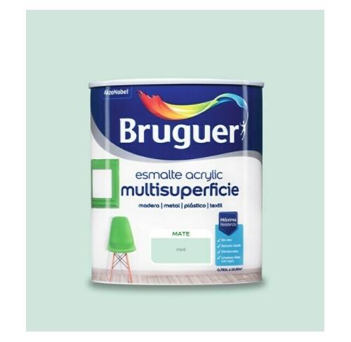 BRUGUER MULTISUPERFICIES MATE MINT 750ML
